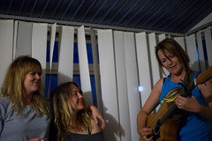Helen, Kelly and El