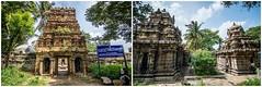 Kilaiyur (Keezhaiyur)Twin Temples- Avanikandarpa Isvara-grahm (AgastisvaraTemple)