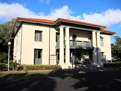 Old Lahaina Courthouse (pr0digie) Tags: museum architecture columns maui courthouse lahaina