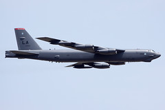 US Air Force Boeing B-52H Stratofortress # 60-0062 (Flightline Aviation Media) Tags: airplane aircraft aviation military jet bad airshow boeing airforce usaf base b52 stockphoto barksdale stratofortress canon50d kbad bruceleibowitz 7823063 600062