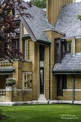 Frank Lloyd Wright (Tony Lau Photographic Art) Tags: homes frank tony il lloyd historical wright oakpark lau 2014 architecturalphotography chicagoist canoneos7d