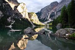 Braies (83) (carlopiatti56) Tags: lago nikon braies vacanze sera valpusteria