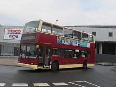 East Yorkshire 657 PL51LEF Hull Interchange on 33 (1024x768) (dearingbuspix) Tags: eastyorkshire 657 eyms pl51lef