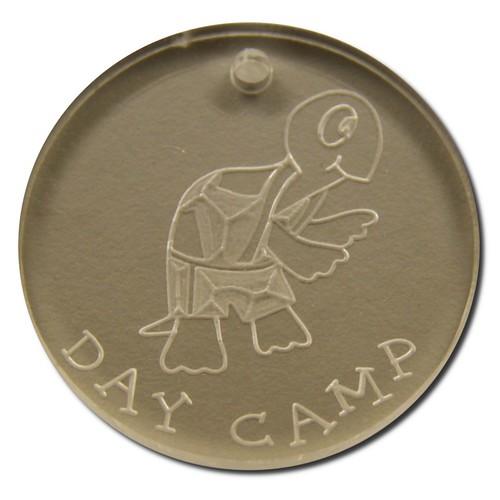 Medaglia Turtle Camp