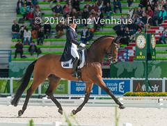 140826_Dressage_GP_2_474.jpg (FranzVenhaus) Tags: horses france fei normandie fra caen weg dressage
