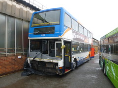 Y926 OJL (markkirk85) Tags: bus buses lincolnshire lincoln depot stagecoach 16900 ojl y926ojl y926