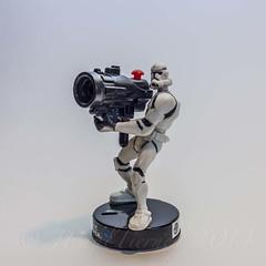 """(45 of 52) """"Meet my little friend"""" (JPaulTierney) Tags: trooper starwars m42 stormtrooper scarface clonewars 28mmmanual"""
