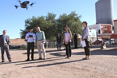 Tom Tours NMSU Space Grant Consortium in Las Cruces (Senator Tom Udall) Tags: students stem education space engineering science math donaana techology lascruces spaceport nmsu newmexicostate newmexicostateuniversity