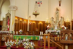 glise Sainte-Marie (Grant is a Grant) Tags: church nova nikon clare ns scotia nikkor glise digby acadian churchpoint d90 glisesaintemarie