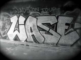 Wase Cps Graffiti Cheltenham