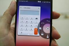 Huawei Ascend P7 suspend button