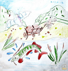 84. Галерея детских рисунков
