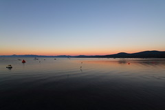 Tahoe sunrise (CameraShy74) Tags: morning mountains water northerncalifornia sunrise tahoe laketahoe sierra kingsbeach northtahoe