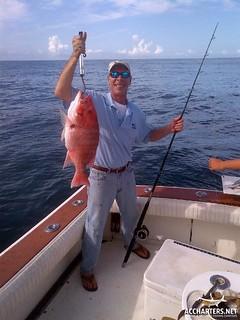 Snapper Fishing Charter Amelia Island