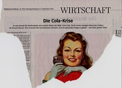 Game over, Coke (che1899) Tags: cola coke krise colakrise