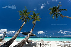 Tropical Beach, Boracay Philippines