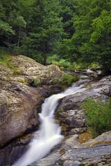 Ardeche 2 (klepher) Tags: summer nature water forest river eos natural sigma cascade ardeche hoya waterscape nd400 klefer klepher