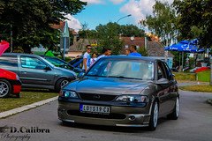 Srem Street Show 1 (Dragan Calibra) Tags: show car golf fiat low tuning yugo meet styling zastava srbija dacia srem smstreetshow