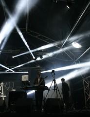 Public Service Broadcasting Spitfire Lights