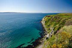 Rathlin South Coast (Philip Blair's Photos) Tags: county ireland sea sky seascape landscape island nikon sigma cliffs northern 1770 1020 ulster antrim rathlin d7000