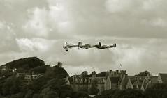 Feeling glad all over (crusader752) Tags: hurricane airshow spitfire rafa raf hawker shoreham gladiator gloster 2014 supermarine royalairforce n5903
