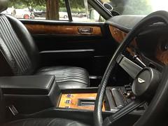 1978 Aston Martin Vantage V8 (mangopulp2008) Tags: uk court martin 1978 hampton sept v8 aston concourse vantage elegance 2014