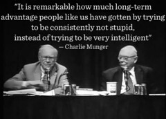Charlie Munger's Key to Success in Life and Investing: The Circle of Competence (exploringmarkets) Tags: markets stocks charlie study quotes trading buffett warren value berkshire hathaway finance investing munger investors brka pictar brkb