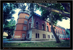 Huniade Castle ( Eduard Wichner) Tags: street autumn winter sunset sea summer sky panorama cute fall water sunshine night sunrise river dark spectacular lens stars landscape 50mm fly waterfall spring nice nikon scenery funny long exposure flickr stitch dusk extreme wide steps sigma aerial fisheye tokina most galaxy romania cbc nikkor f18 reflexion 11mm ultra f28 flyover timisoara bega 10mm rau cer d90 temeswar grandangular begariver superangular 1116mm timisoaracatchingamoment raulbega milkyway aerialview temiswar orasuldepebega themost aerialviewoftimisoara