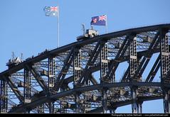 Harbour Bridge, Sydney, Australia (JH_1982) Tags: new bridge building wales architecture port harbor arch harbour steel south sydney australia landmark jackson nsw coathanger through australien australie bradfield           sdney