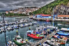 Puerto de Lastres - Asturias