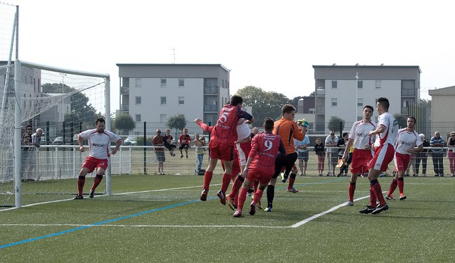 14 sept 2014 - CJF / Breteil (coupe de France, 3ème tour)