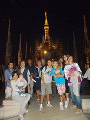 """14.09.13 Angelus sotto le stelle sul tetto del Duomo • <a style=""""font-size:0.8em;"""" href=""""http://www.flickr.com/photos/82334474@N06/15255550151/"""" target=""""_blank"""">View on Flickr</a>"""