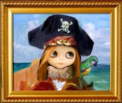 Blythe A Day September 19, 2014 Pirate