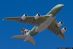 Etihad Airways Airbus A380-861 cn 170 F-WWAB // A6-APB (Clément Alloing - CAphotography) Tags: sky test cn canon airplane airport aircraft flight engine airbus toulouse airways aeroport aeropuerto blagnac spotting 170 tls etihad 100400 lfbo a380861 fwwab a6apb