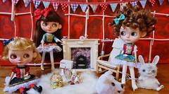 Teatime at Kewty Manor