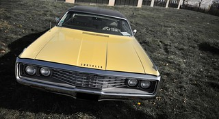 1970 CHRYSLER New-Yorker sedan hardtop