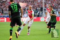 "DFL BL15 1. FC Köln vs. Borussia Moenchengladbach 21.09.2014 027.jpg • <a style=""font-size:0.8em;"" href=""http://www.flickr.com/photos/64442770@N03/15310536581/"" target=""_blank"">View on Flickr</a>"