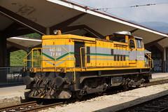 2014-09-09, ZFBH, Sarajevo (Fototak) Tags: train diesel sarajevo bosnia eisenbahn railway treno zfbh 642183