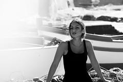 Deborah backstage (Roberta Ingrasc) Tags: woman project model sicily sicilia deg biancoenero progetto monocromatico aspra siciliangirl sicilianmodel