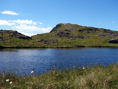 """Llyn Pen Aran, the first water stop • <a style=""""font-size:0.8em;"""" href=""""http://www.flickr.com/photos/41849531@N04/19341185072/"""" target=""""_blank"""">View on Flickr</a>"""