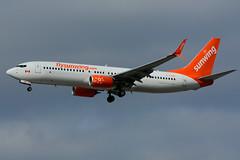 C-FYJD (Sunwing Airlines) (Steelhead 2010) Tags: sunwingairlines boeing b737 b737800 yyz creg cfyjd