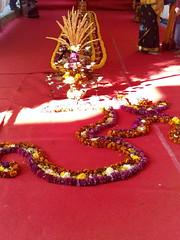 IMG_20161211_151332 (bhagwathi hariharan) Tags: rangoli kolam nallasopara nalasopara rose pooja christmas 2016 festivals mumbai goregaon prithvilandproject 2017 celebrations lordshani lordayyappa