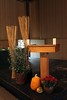 Liturgical Environment (ovolo_interiors) Tags: liturgicalenvironment liturgicalyear worshipspace prayerroom placeofprayer ordinarytime autumndecor ambo