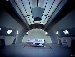 1966 ... The Shuttle Deck - Star Trek TOS (x-ray delta one) Tags: jamesvaughanphotography populuxe retro americana nostalgia atomic vintage scifi tomorrowland space outerspace nasa illustration aerospace astronaut worldoftomorrow spaceexploration thefuture spacerace cosmonaut 1950s 1960s 1940s spacestation rocketship warpdrive aliens spaceship sciencefiction sf
