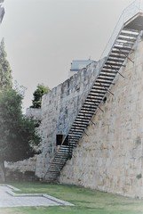 DSC_0073 (oferamit) Tags: history jerusalem religoins monuments archiology walls stairs climbing crusaides