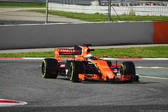 MCL32 (Stefano Bozzetti) Tags: mclaren automotive f1 racing team formula1 mclarenhonda mclarenautomotive mclarenf1 mclarenf12017 mclarenf1team mclarenmcl32 mcl32 honda v6 hybrid turbo engine hondav6 hondav6engine hondav6turbo f12017 formula12017 official preseason season test motorsport race car single seater orange pocketcoffee fernandoalonso alonso 2017 chicane corner barcelona barcellona catalunya cat circuit track circuitdebarcelona circuitdecatalunya montmelo montmelò spain 19bozzy92