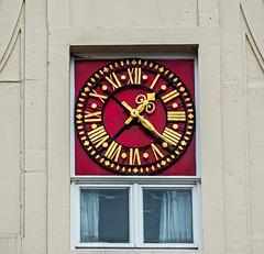 Clock (Building - Bruges) (Olympus OMD EM5II & M.Zuiko 12-100mm f4 Pro Travel-Zoom) (1 of 1) (markdbaynham) Tags: bruges brugge bruggen belgium city town historic famous urban metropolis olympus omd em5 em5ii csc evil mirrorless mft m43 micro43 micro43rd m43rd mzd mz zd mzuiko zuikolic 12100mm f4 pro travel zoom