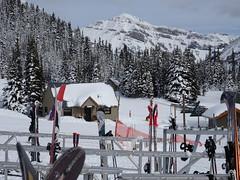 Sunshine village Banff (paulstead2) Tags: banff sunshinevillage skiing