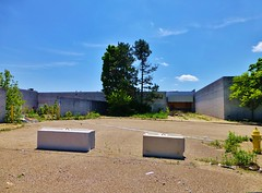 Rolling Around Rolling Acres (Nicholas Eckhart) Tags: ohio usa abandoned retail america mall us closed empty oh former stores akron 2014 shuttered deadmall rollingacres romigroad