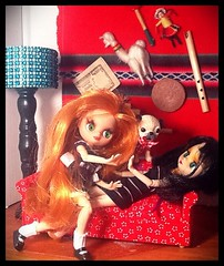 Blythe-a-Day June 2014 #5: Truth or Dare: Truth, Dare or Torture